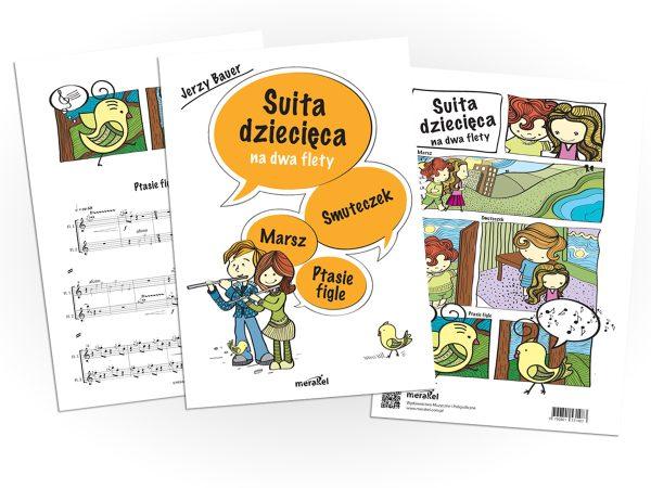 Wydawnictwa nutowe dla dzieci